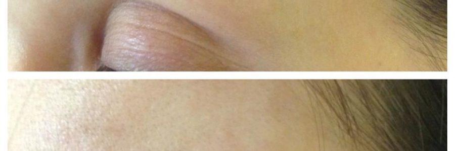 Delineado pelo por pelo en cejas (estilo natural)